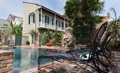 Family-Friendly Hotel in New Orleans: Audubon Cottages