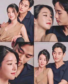 Korean Actresses, Korean Actors, Actors & Actresses, Korean Drama Quotes, Korean Drama Movies, Korean Dramas, Hyun Seo, Korean Couple, Drama Korea