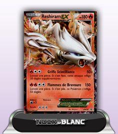 RESHIRAM EX 180PV - BW36