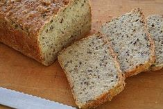 Easy Coconut Bread Recipe (Low Carb & High Protein) Protein Treats by Nutracelle. Protein Treats has done it again. We're so excited to present this super y Coconut Protein, Protein Bread, Whey Protein, High Protein, Quick Banana Bread, Banana Bread Recipes, Banana Bread Recipe With Pancake Mix, Coconut Bread Recipe, Paleo Bread