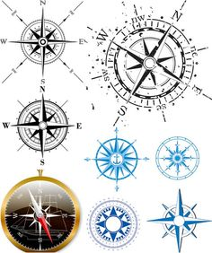 compass ideas