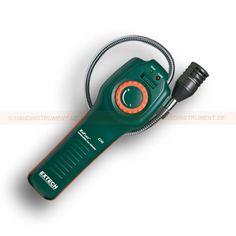 http://handinstrument.se/gasanalysator-testare-r312/gasvarnare-identifierar-lackage-av-brannbara-gaser-53-EZ40-r319  Gasvarnare, identifierar läckage av brännbara gaser  406mm böjbar givarkabel för enkel åtkomst till svåråtkomliga ställen  Hög känslighet  En handsfattningdär operatören med  tummen kontrollerade känslighet justeringar för att eliminera bakgrundsbrus  Synligt och akustiskt larm vid 10% (LEL) Lägre Explosiva Limity för metan  Leta reda på minsta läckor  Komplett...