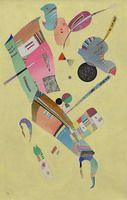 Wassily Kandinsky. Moderation, 1940