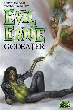 Comic Crypt: Evil Ernie: Godeater TP Preview