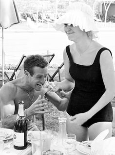"OMG…I just love them. "" Paul Newman and Joanne Woodward in Israel during the filming of Exodus Photo by Leo Fuchs, 1959. """