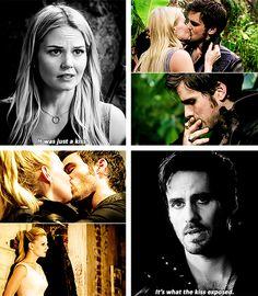 Once Upon a Time - Emma and Killian