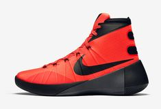 more photos 3c506 c3c9c MoSneaks TV  Too Hype Hyperdunk 2015, Nike Mag, Casual Sneakers, All Black