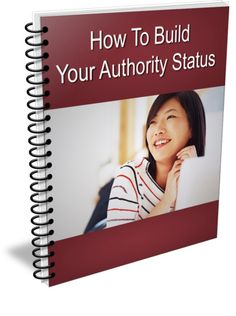 Top Quality Building Your Authority Status PLR Report - http://www.buyqualityplr.com/plr-store/top-quality-building-authority-status-plr-report/.  Top Quality Building Your Authority Status PLR Report In This PLR Report You'll Get Authority Status Report With Private Label Rights To Help You Dominate The Authority Status Market Which Is A Highly Profitable And In-demand Niche. #Authority #AuthorityStatus #PLRreports #AuthorityStatusTips #....