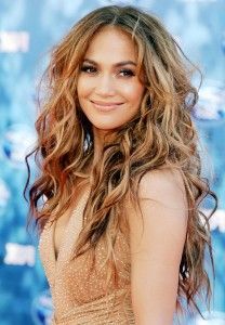 Jennifer Lopez Workout and Diet - perfect hair color