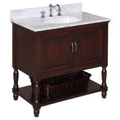 """Found it at Wayfair - Beverly 36"""" Single Bathroom Vanity Set"""