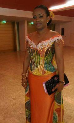 African Fashion – Designer Fashion Tips African Print Dresses, African Wear, African Attire, African Fashion Dresses, African Women, African Dress, African Prints, Fashion Outfits, African Inspired Fashion