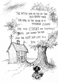 Witch ... Chris Riddell & Neal Gaiman 1.