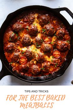 Potato croquettes and minced meat - Clean Eating Snacks Meatball Bake, Meatball Recipes, Meat Recipes, Dinner Recipes, Cooking Recipes, Healthy Recipes, Dinner Ideas, Top Recipes, Holiday Recipes