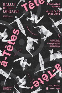 CCN Ballet de Lorraine - Saison 2013/2014 - Les Graphiquants -