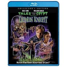 Tales from the Crypt: Demon Knight (1995) [Collector's Edition] Blu-ray