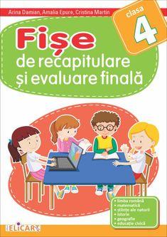 Clasa a IV-a : Fişe de recapitulare şi evaluare finală clasa a IV-a Cristina Martin, Parenting, Family Guy, Guys, Math, Fictional Characters, Geography, Math Resources, Fantasy Characters