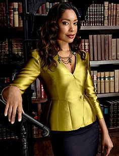 USA Network has given a green light to a Jessica Pearson-centered spin-off of long running legal drama Suits. The new series stars Gina Torres, who Suits Series, Suits Tv Shows, Power Dressing, Corporate Fashion, Office Fashion, Jessica Pearson, Gina Torres, Suits Usa, Suit Fashion