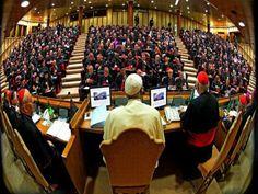 """Papa Francisco convocó a la XV Asamblea general del Sínodo de los Obispos sobre el tema: """"La juventud, la fe y el discernimiento vocacional"""""""