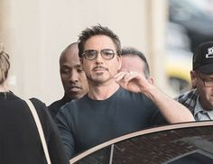 """166 Likes, 1 Comments - rdj hero (@rdjhero) on Instagram: """"Mr. Downey will take a part in Jimmy Kimmel's 'Handsome Man Club' during the Oscar Week ✨…"""""""