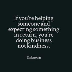 Happy helping