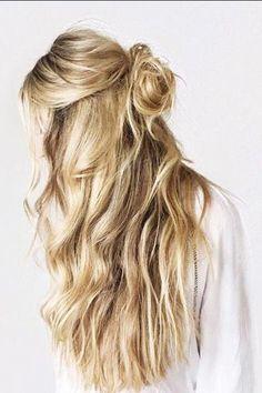 Long Hair Womens Styles : p i n t e r e s t || sarahesilvester