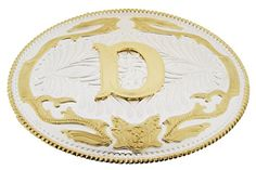 New Initial  D  Rodeo Big Cowboy Western Belt Buckle -- Click for Special Deals #MarvelCostumes