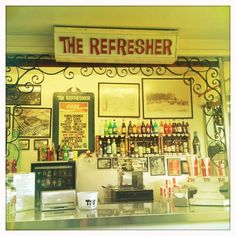 The Refresher, Farmers Market, 3rd and Fairfax