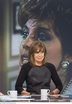 linda gray loose women | Miss Gray, who played Sue Ellen in the show attributes her good looks ...