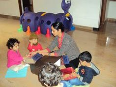 Oi Playschool Sahakar Nagar...we are offer programs for Infants,Toddler,Nursery,pp1&pp2 and after school program activities...admissions open ..visit our website for more details www.oiplayschool.com