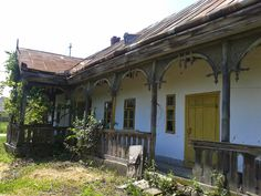 Old Houses, Romania, Countryside, Environment, Country Cottages, Traditional, Outdoor Decor, Home Decor, Vintage