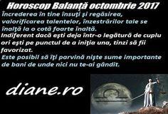 Horoscop octombrie 2017 Balanţă Astrology
