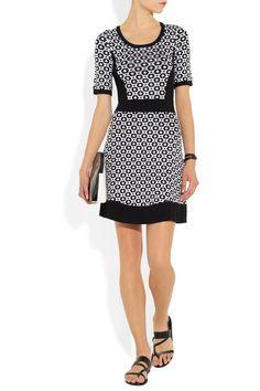 Rag & bone|Gabi stretch-knit dress | I would wear with long skirt)