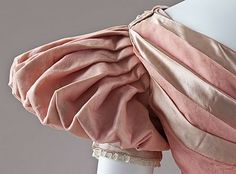 Two Nerdy History Girls: Its All in the Details: An Amazing Sleeve from 1830