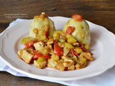 Cauliflower, Potatoes, Meat, Chicken, Vegetables, Recipes, Food, Cauliflowers, Potato