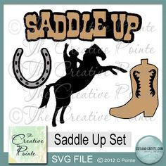 Saddle Up Set