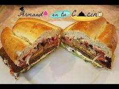 Torta Estilo Cubana DF - YouTube