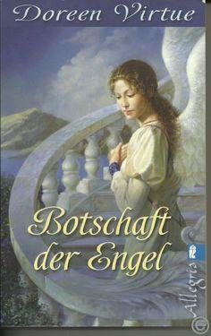 Botschaft der Engel von Doreen Virtue sehr gut erhaltenes Buch mit 299 Seiten aus dem Allegria Verlag www.angel-bazar.de