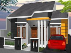 beautiful gate design for home with house front elevation designs for double floor in india 2019 and house exterior design video Casa Art Deco, Art Deco Home, House Paint Design, Modern House Design, Modern Minimalist House, Minimalist Home Interior, House Columns, Front Elevation Designs, Two Storey House Plans