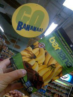 Go Bananas !