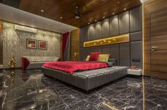 Master Bedroom Design by Monika Bhatt