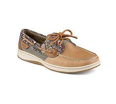 cb852703c61325 Sperry TopSider Womens Blue Fish Liberty Floral Boat Shoe LinenBerry 55 M  US   Find out