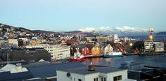 Excelente viaje para conocer Tromso en verano - http://www.absolutnoruega.com/excelente-viaje-para-conocer-tromso-en-verano/