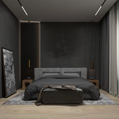 Bed Frame And Headboard, My Room, Modern Bathroom, Future House, New Homes, Home And Garden, Room Decor, House Design, Interior Design
