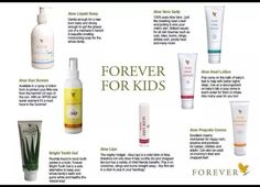 Forever products for kids