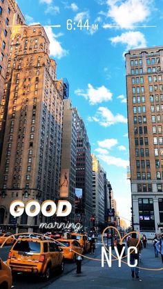 Creative Instagram Stories, Foto Instagram, Instagram Story Ideas, Instagram Feed, New York Life, Nyc Life, City Aesthetic, Travel Aesthetic, Wallpaper Travel