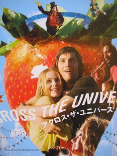 Movies Showing, Movies And Tv Shows, Posters Amazon, Jim Sturgess, Indie Films, Across The Universe, Japanese Poster, All Movies, Movies