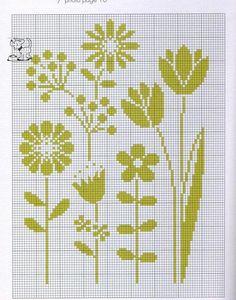 Cross Stitch and . Cross Stitching, Cross Stitch Embroidery, Embroidery Patterns, Cross Stitch Designs, Cross Stitch Patterns, Cross Stitch Boards, Tapestry Crochet, Knitting Charts, Crochet Chart