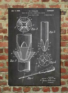 Patent Prints – Les brevets des inventions historiques !