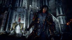 En #Castlevania Lords of Shadow 2 encontrarás a un #Dracula debilitado y a una familia #Belmont que sigue buscando acabar con el.