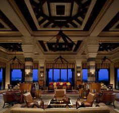 Madinat Jumeirah - Dubai Restaurants - Al Fayrooz - Lounge